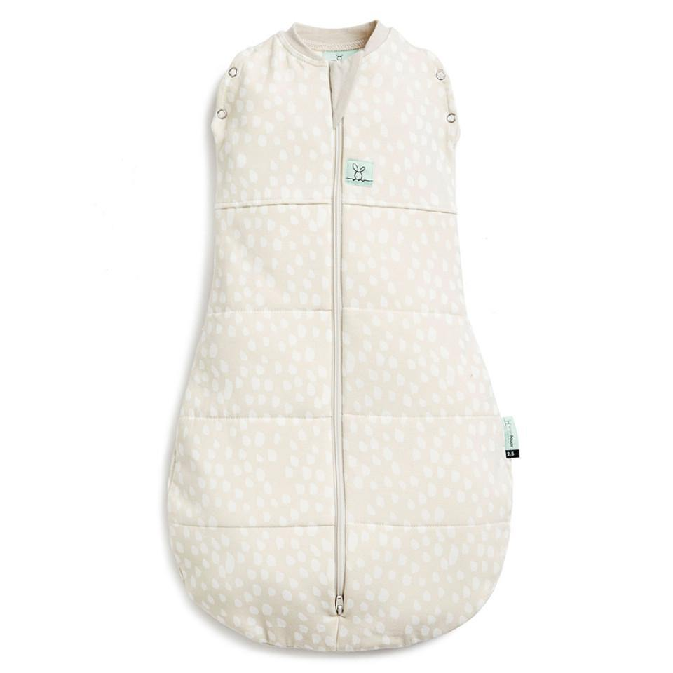 ergoPouch Cocoon Swaddle Bag 0.2 TOG - Fawn - Bubify
