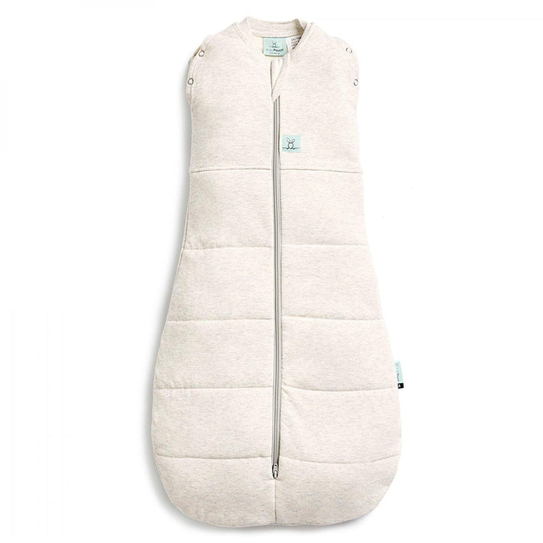 ergoPouch Cocoon Swaddle Bag 2.5 TOG - Grey Marle