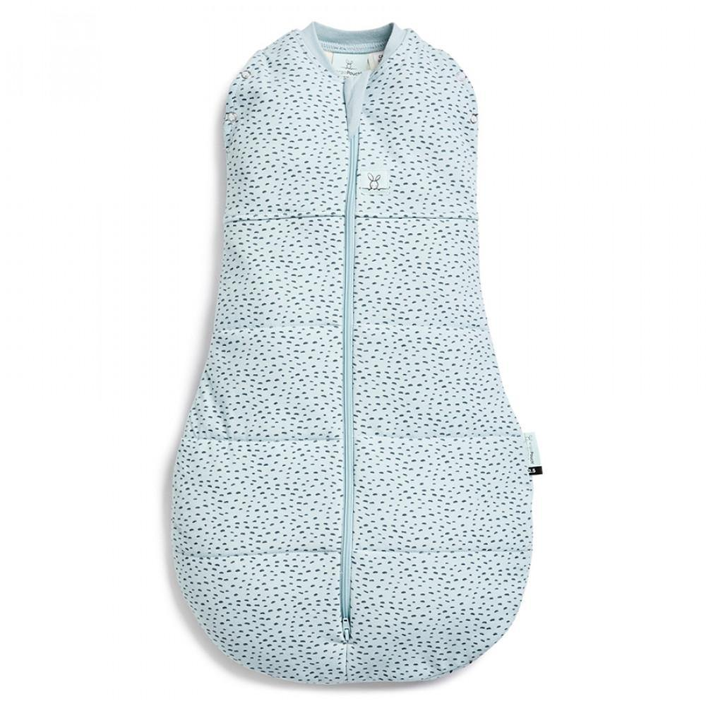 ergoPouch Cocoon Swaddle Bag 1.0 TOG - Pebble