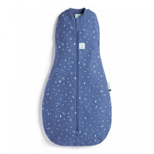 Load image into Gallery viewer, ergoPouch Cocoon Swaddle Bag 1.0 TOG - Night Sky