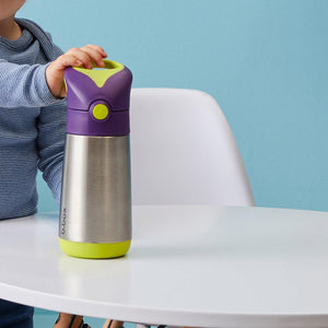 B.Box Insulated Drink Bottle Passion Splash - Bubify