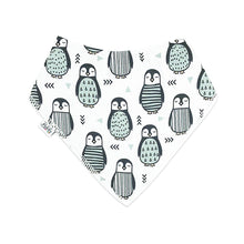 Load image into Gallery viewer, Bandana Bibs 4 Pack - Hedgehog - Bubify
