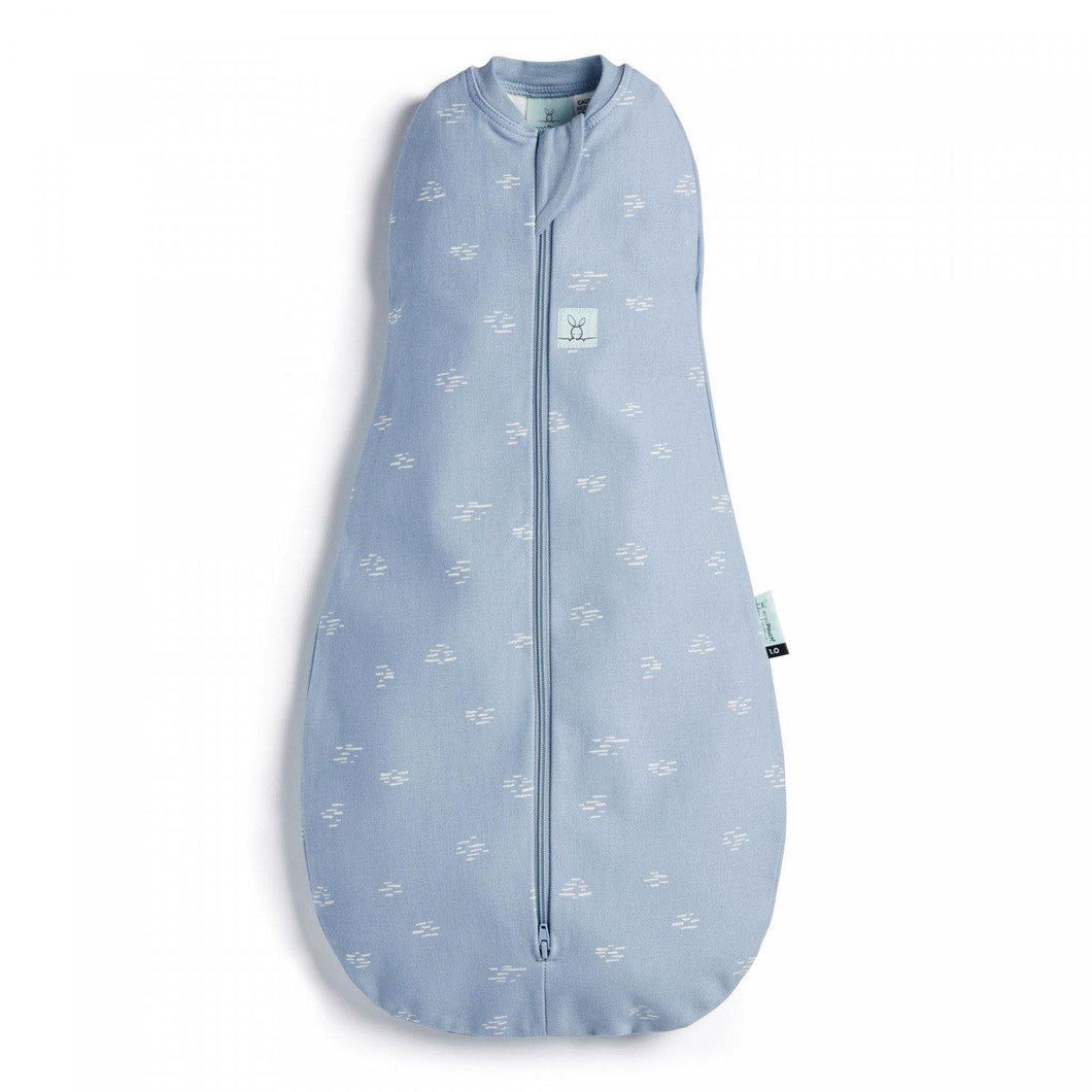 ergoPouch Cocoon Swaddle Bag 1.0 TOG - Ripple - Bubify