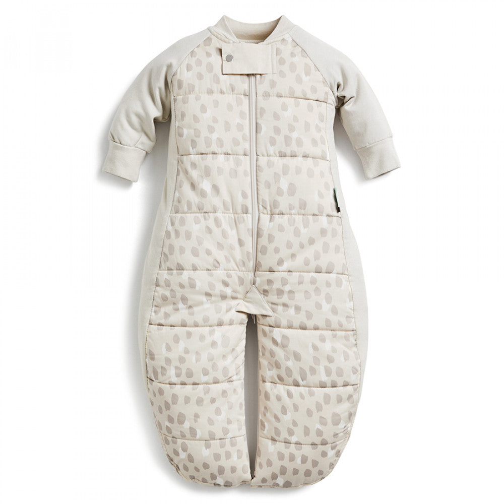 ergoPouch Sleep Suit Bag 3.5 Tog Fawn