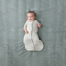 Load image into Gallery viewer, ergoPouch Cocoon Swaddle Bag 2.5 TOG - Grey Marle
