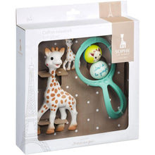 Load image into Gallery viewer, Sophie The Giraffe Newborn Gift Set