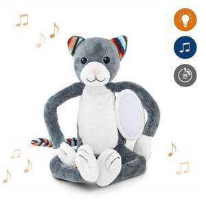 ZAZU Soft Toy Nightlight with Melodies - Katie - Bubify