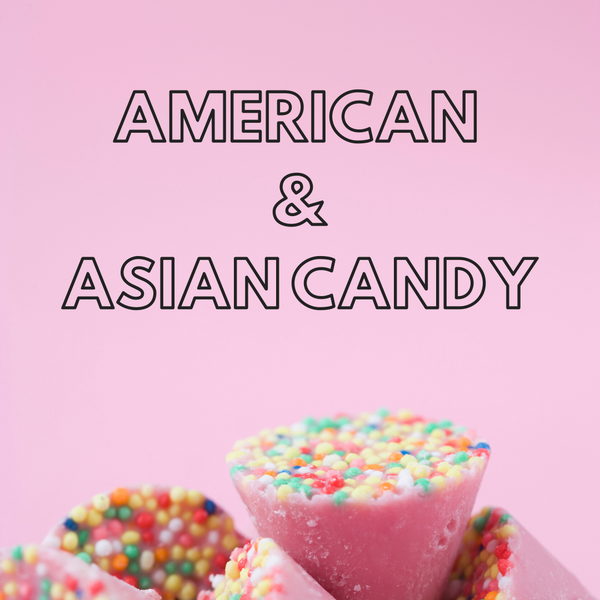 American & Asian Candy