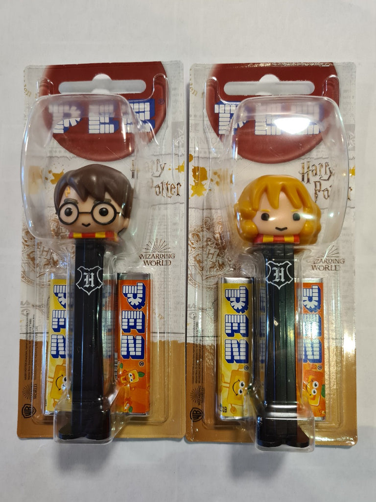 Pez Harry Potter Character