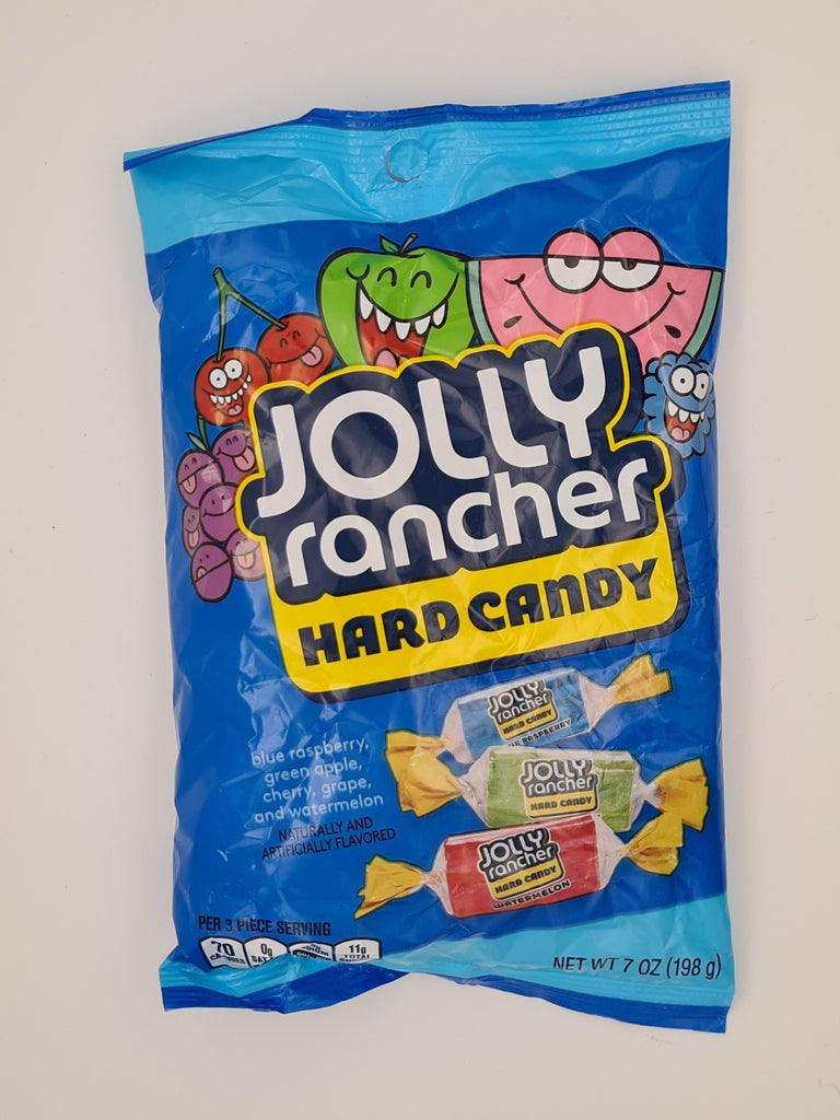 Jolly Rancher Hard Candy Original Flavours 198g