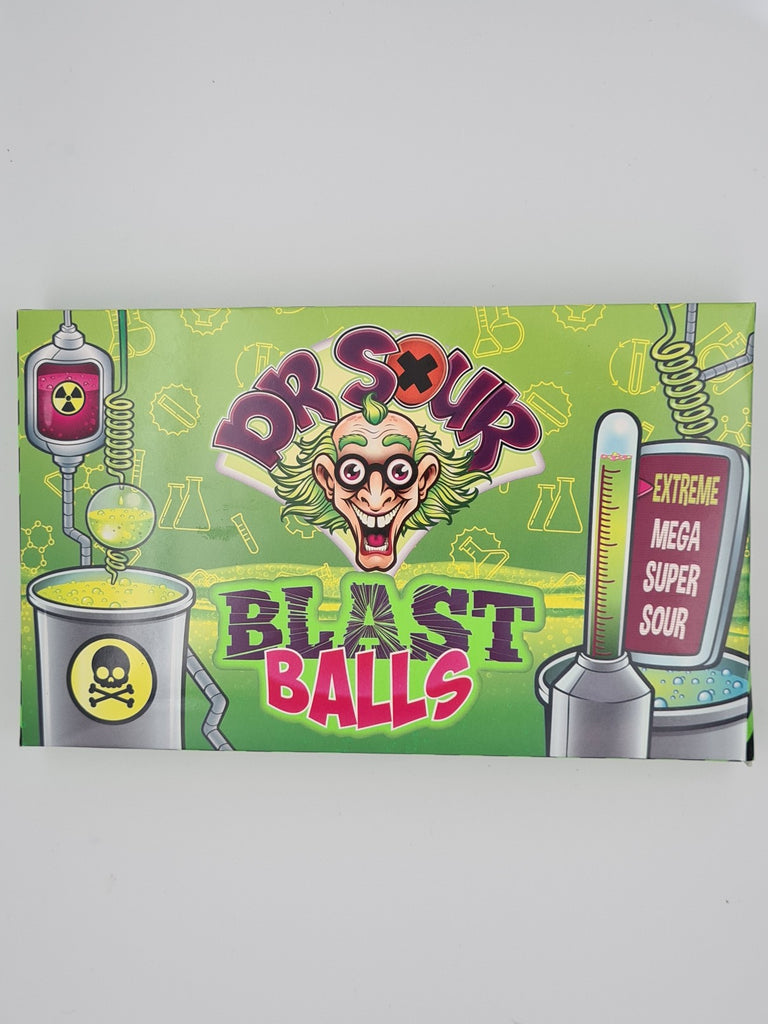 Dr Sour Blast Ball Theatre Box