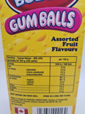 Dubble Bubble Gum Ball (Refill for gumball machine)Carton 454g