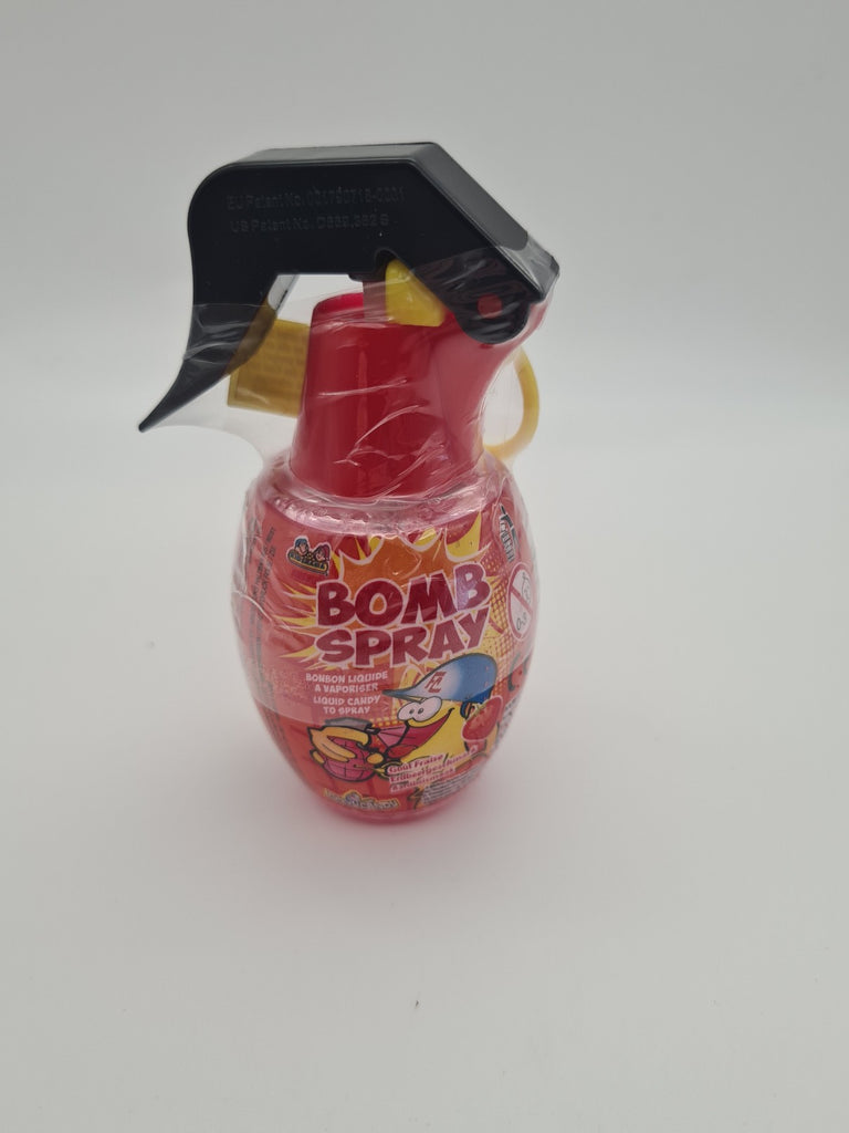 Bomb Spray strawberry
