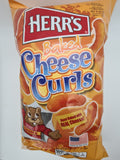 Herrs Baked Cheese Curls 198g
