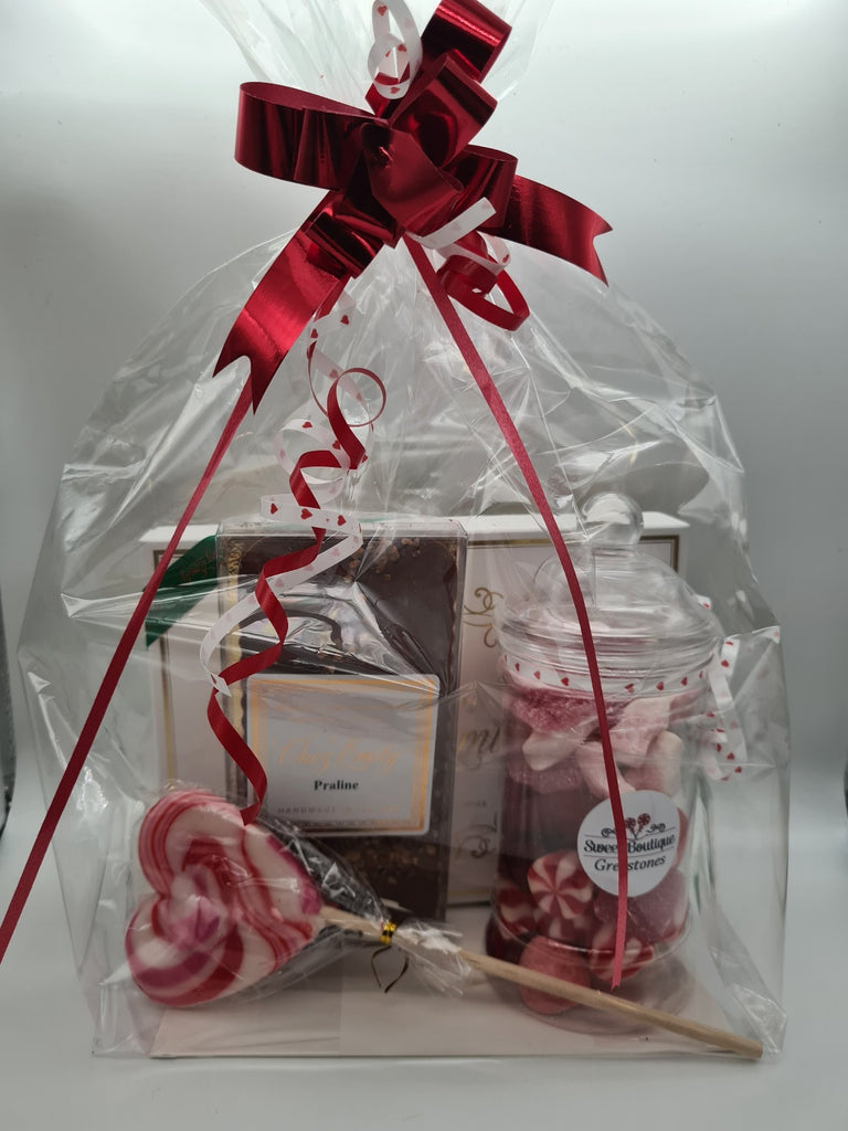If they LOVE Chocolate!! This is THE Hamper for them