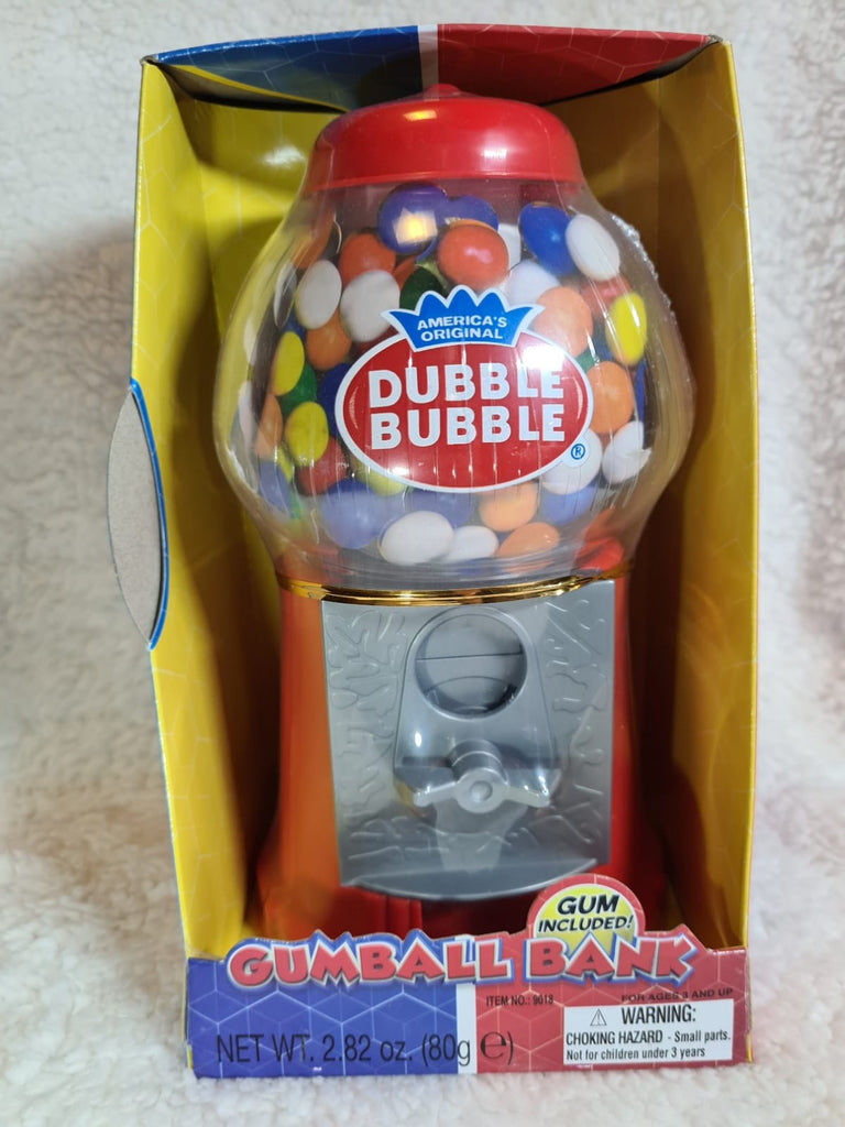 Classic Dubble Bubble Gum Ball Machine Large