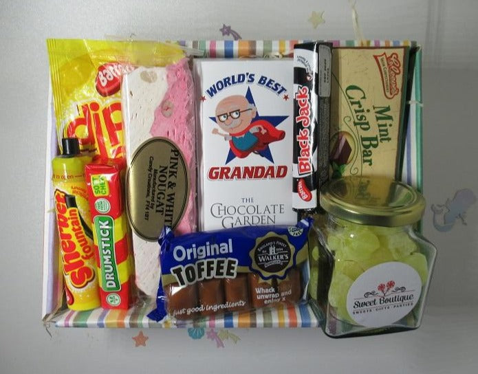 Worlds Best Grandad Hamper