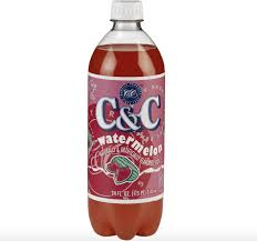 C&C Watermelon Soda 710ml