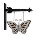 15 Inch Metal & Wood Double Sided Butterfly Arrow Replacement