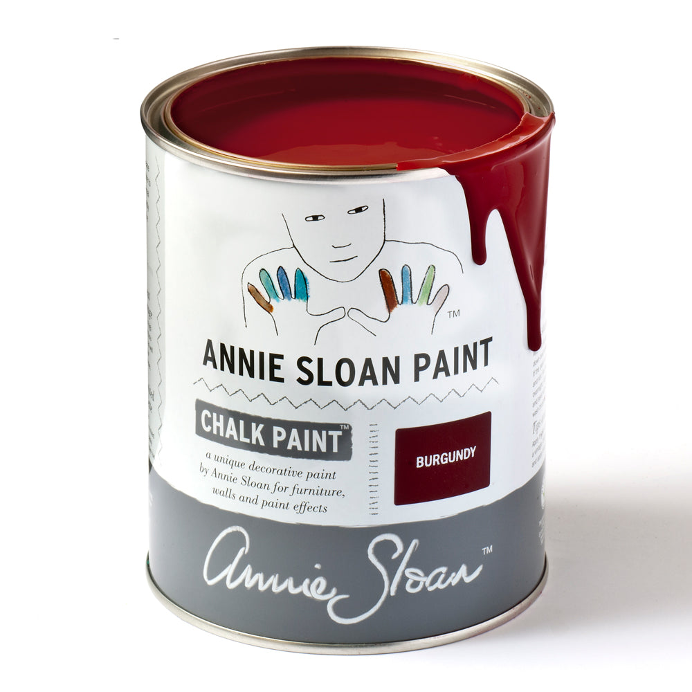 Burgundy Chalk PaintⓇ
