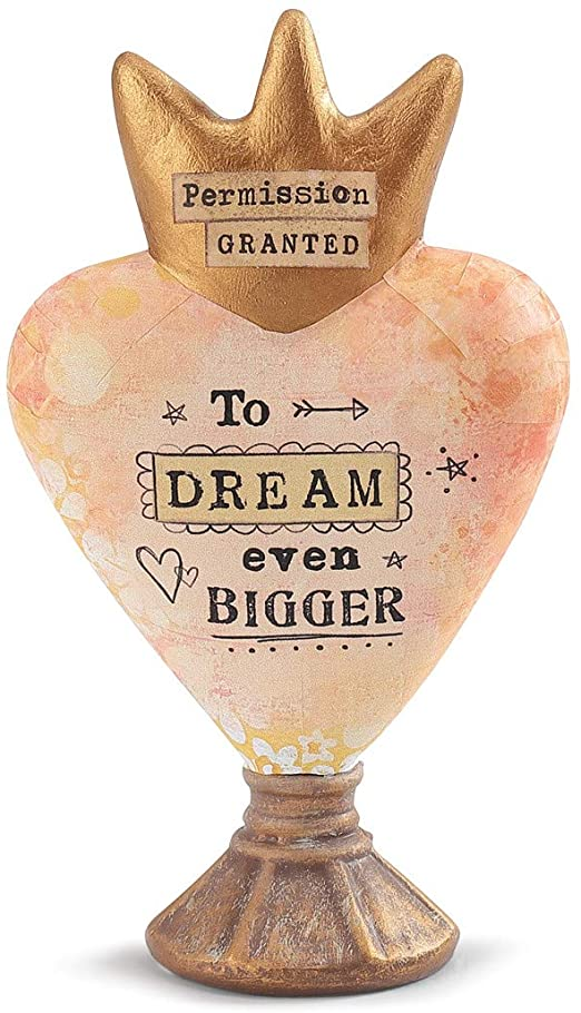 Dream Bigger Figurine