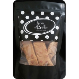 8 oz. Bag Soft Peanut Brittle