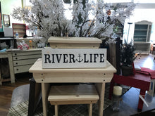 Load image into Gallery viewer, River Life Sign