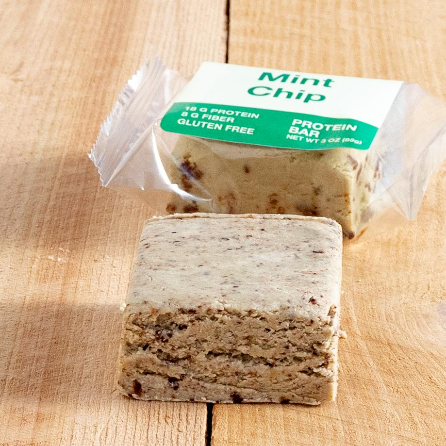 Mint Chip Protein Bar 3 oz.