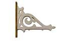 17 Inch Architectural Wood Arrow Holder