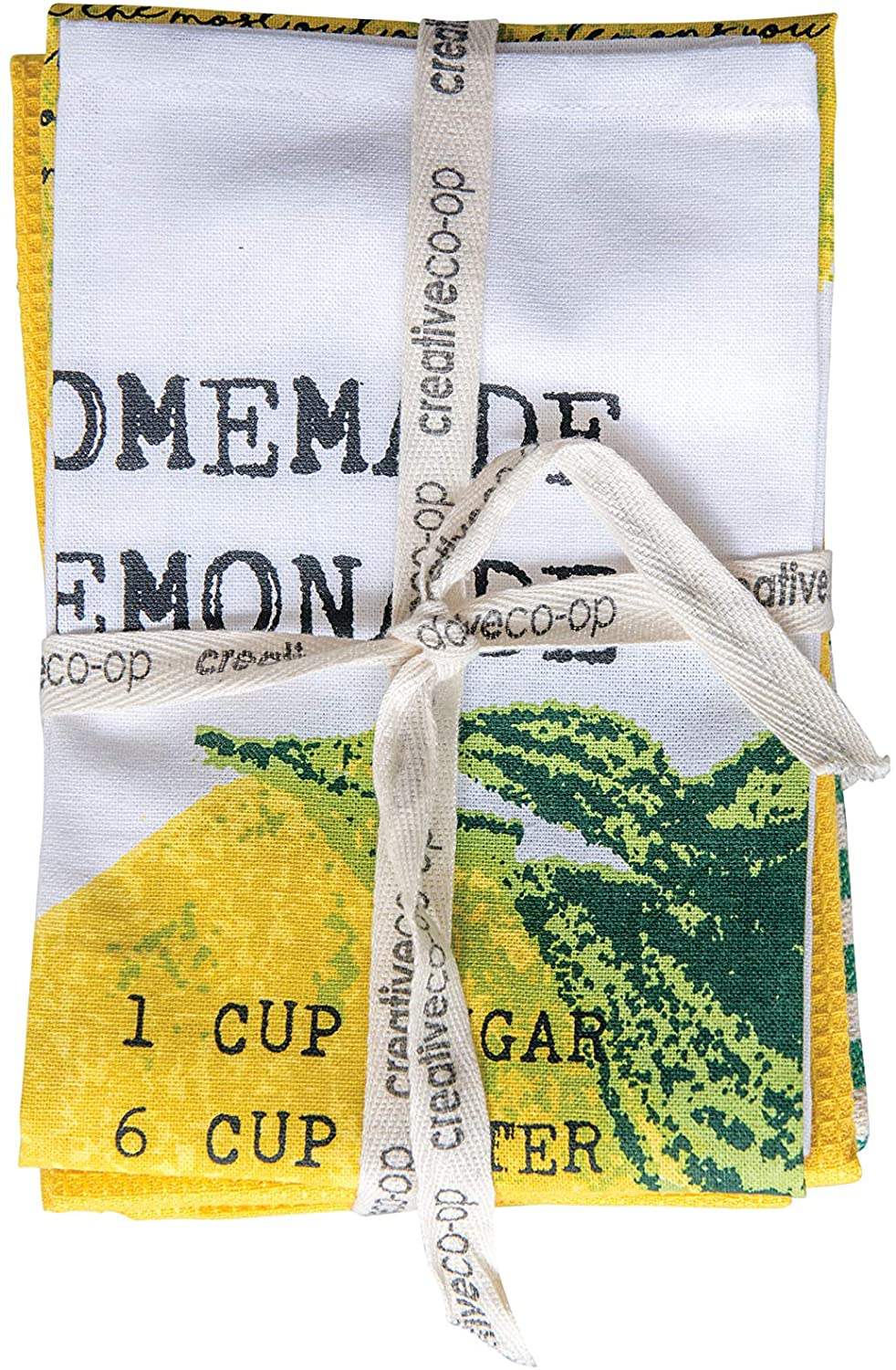 Lemonade Cotton Tea towels