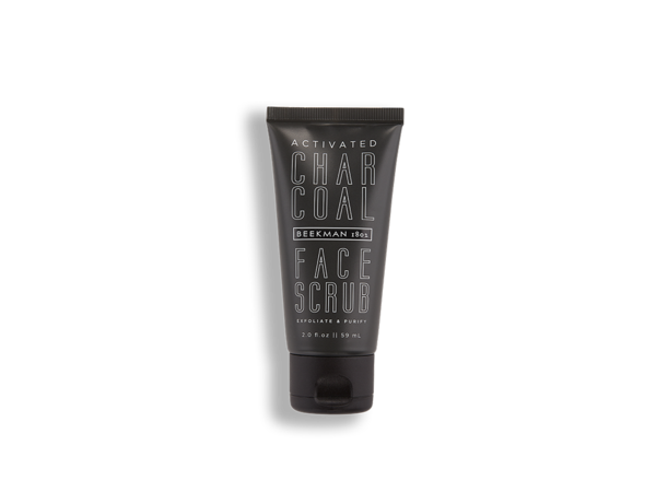 Activated Charcoal Face Scrub