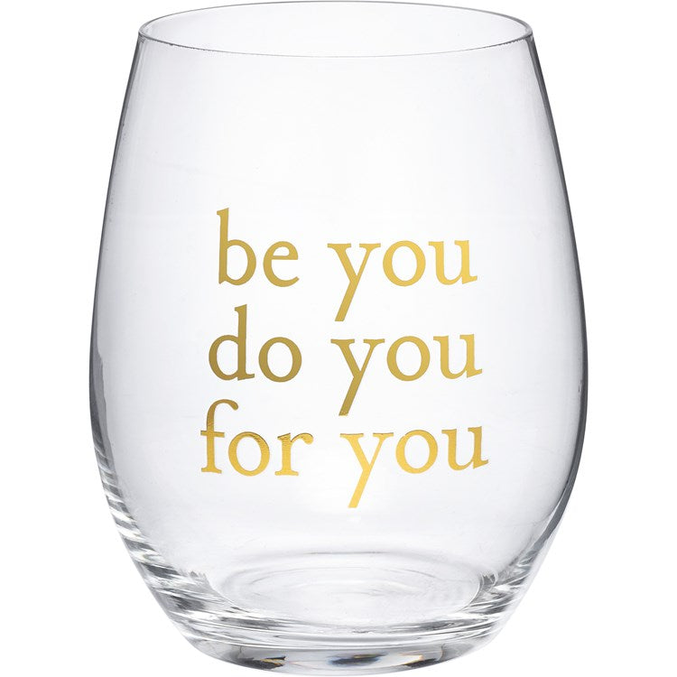 Wine Glass - Do You For You