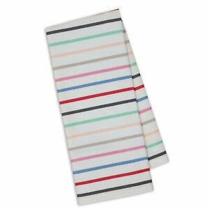 Tuileries Stripe Dishtowel