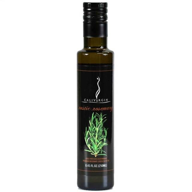 Rustic Rosemary Olive Oil