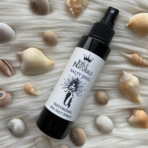 Salty Soul Texturizing Sea Salt Spray