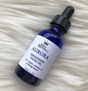 Aurora Brightening Facial Oil