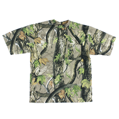 Adult - God's Country Camouflage Short Sleeve Pocket T-Shirt