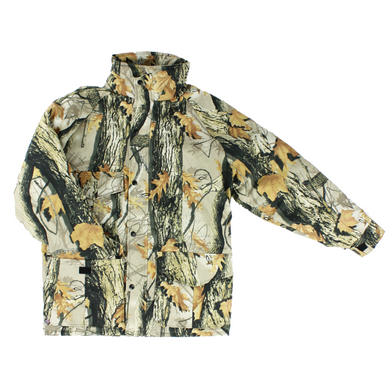 God's Country Camouflage Late Season Insulated Field Jacket