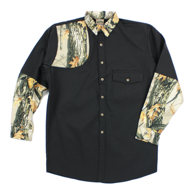 God's Country Camouflage Classic Right-Hand Shooter Shirt