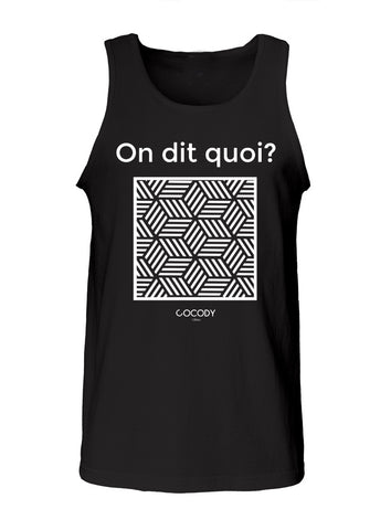 "Tank Top ""On dit quoi?"""