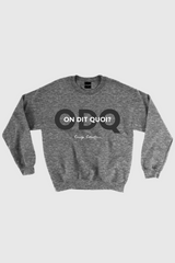 Dark Grey ODQ Sweatshirt
