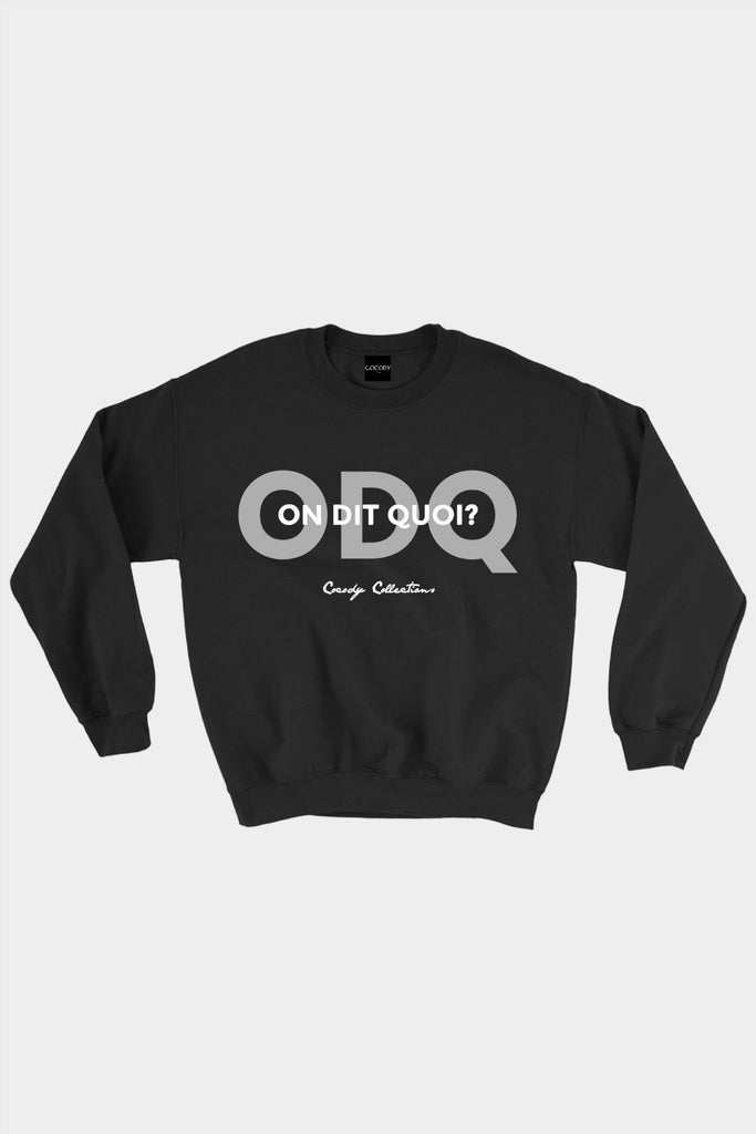 Black ODQ Sweatshirt