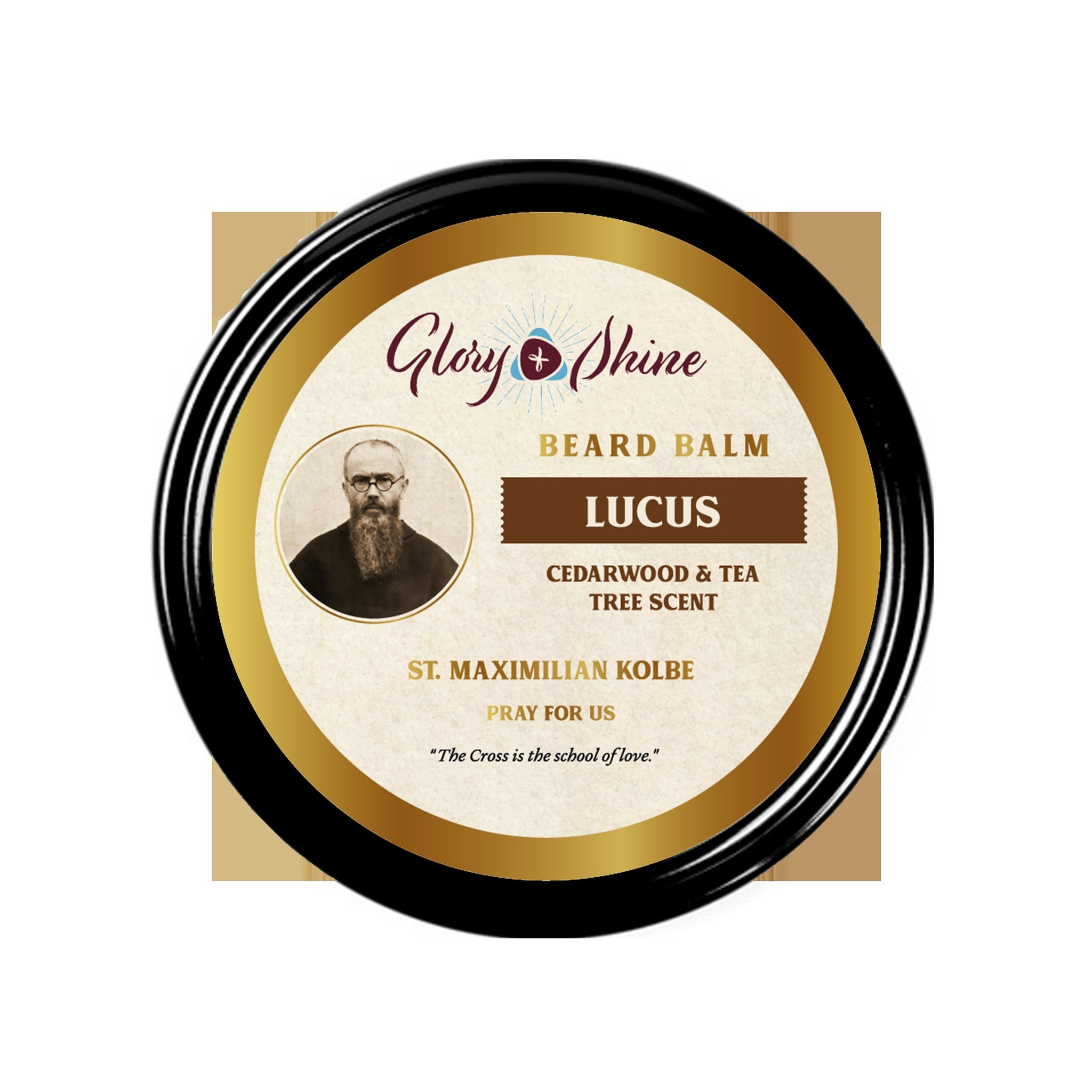 Catholic Beard Balm and Oil