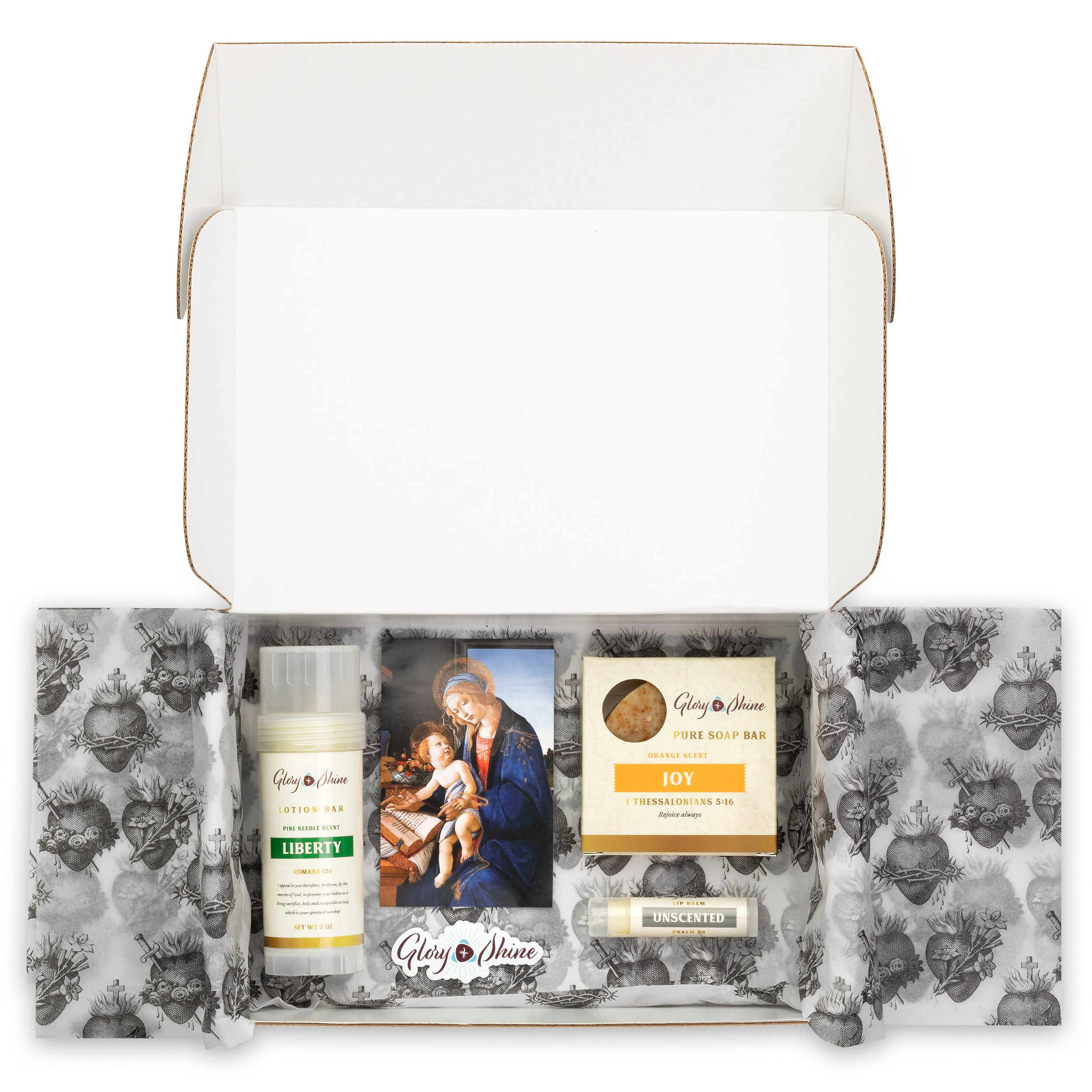 Catholic Gift Box Faith