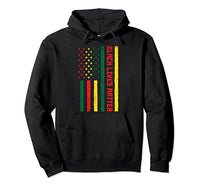 Black Lives Matter Hoodie - Black Owned Clothing