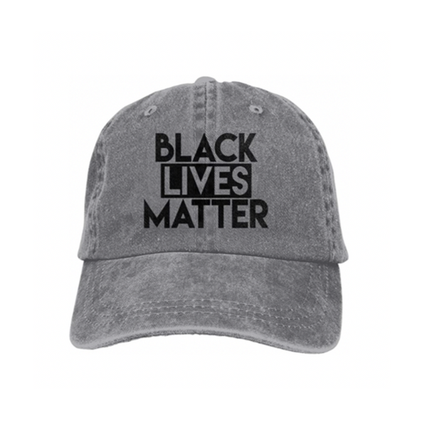 Black Lives Matter Block Hat