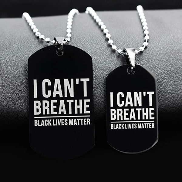 BLM Dog Tags