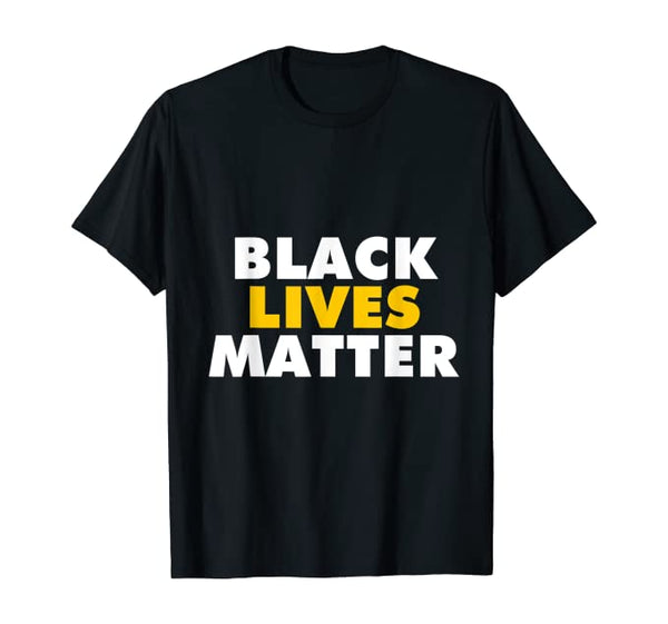 Black Lives Matter Shirt - Visibly Black