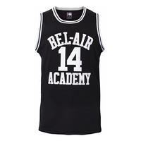 Bel Air Academy Black Jersey