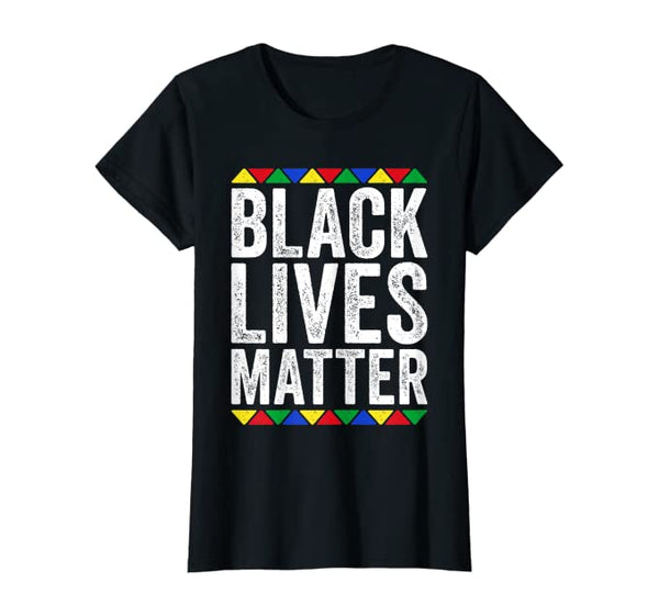 BLM Nation Women's Tee